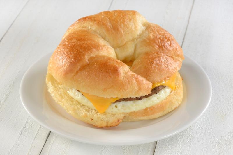 Breakfast Sandwich Image