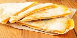 Cheese Quesadilla Meal