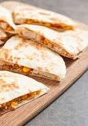 Chicken Quesadilla Meal Image