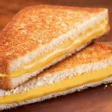 1/2 Grilled Cheese Meal Image