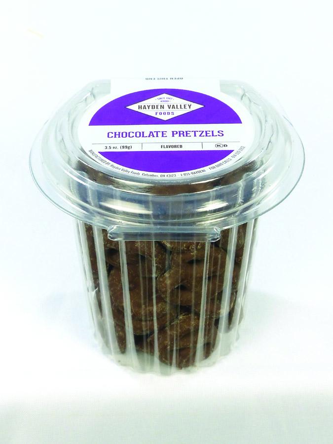 Chocolate Pretzels  Image