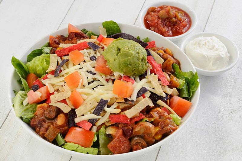 Southwest Taco Salad Image