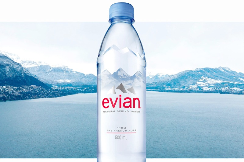 Bottled Water Varieties Image