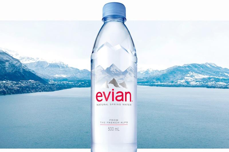 Bottled Water Varieties Image