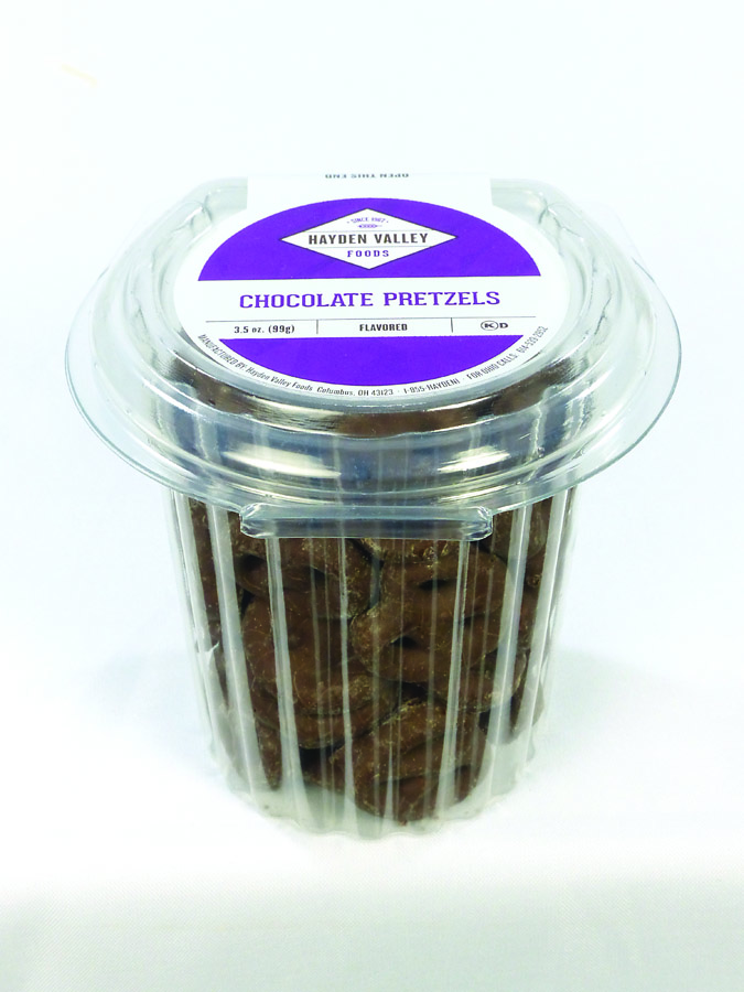 Chocolate Pretzels  Image