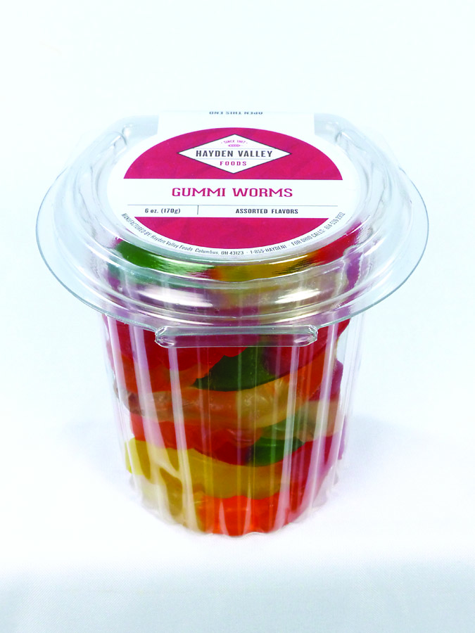 Gummy Worms Image