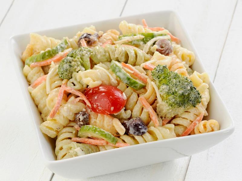 Rotini Pasta Salad Image