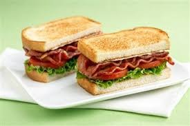 BLT Sandwich Image