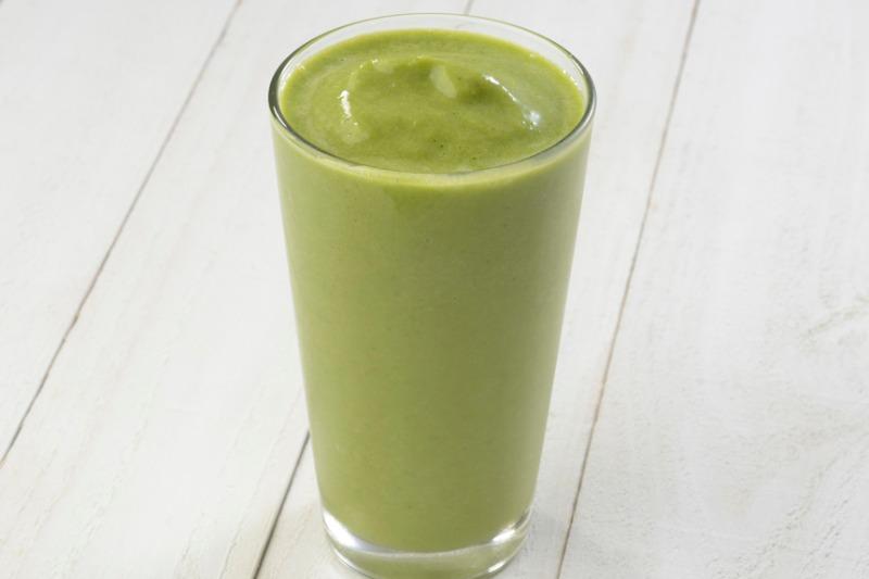 Kale & Spinach - Fat Free Yogurt