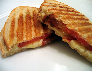 3 Cheese & Tomato - Toasted Sandwich