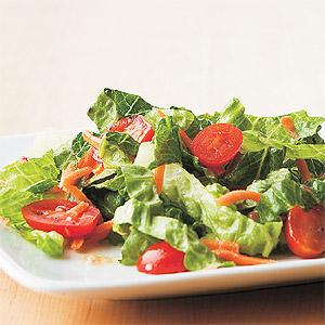 Side Garden Salad Bowl Image