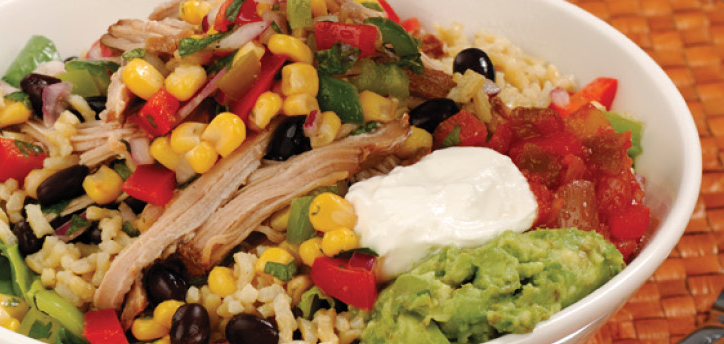 Carnitas Bowl - Vegetarian