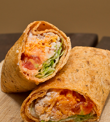 Spicy Buffalo Wrap