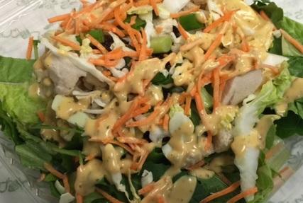 Sesame Thai Bowl - Vegetarian