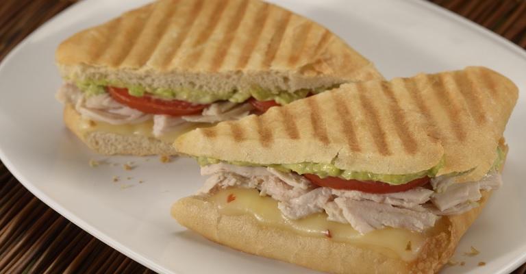 Baja Turkey Jack - Toasted Sandwich
