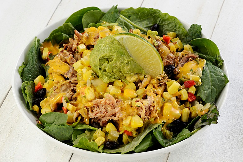 Carnitas Bowl - Vegetarian Image