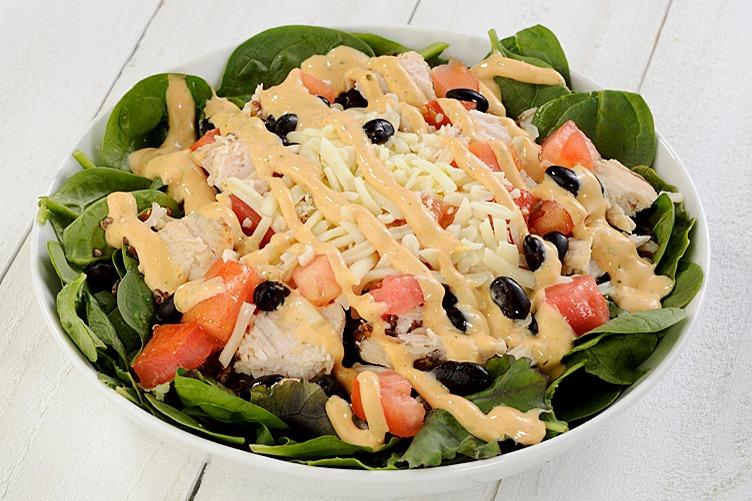 Chipotle Bowl - Vegetarian Image