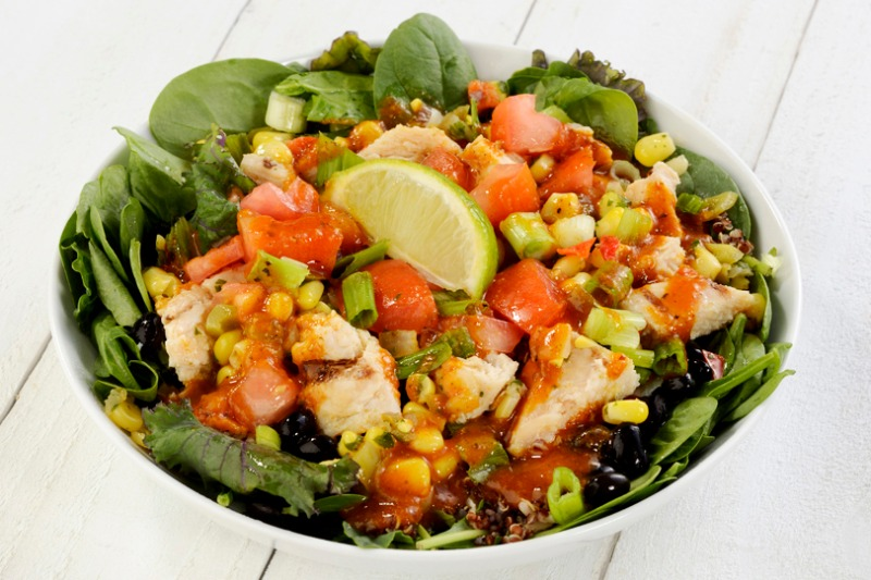 Latin Citrus Bowl - Vegetarian