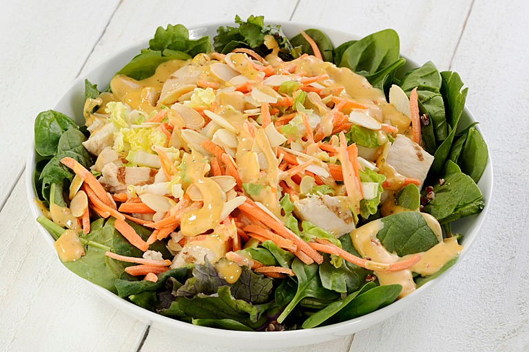 Sesame Thai Bowl - Vegetarian