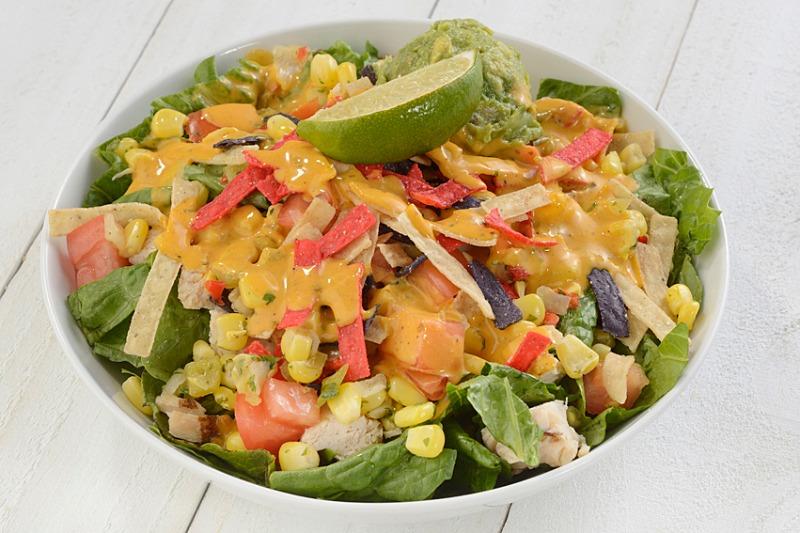 Fiesta Salad - Vegetarian