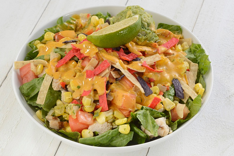 Fiesta Salad - Vegetarian Image