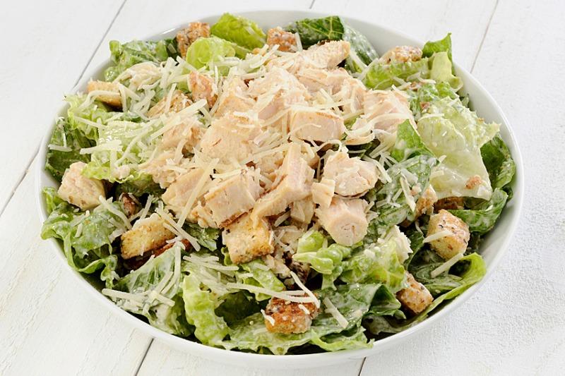 Medium Caesar Salad (with Chicken)