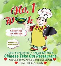 Number One Wok - Davie