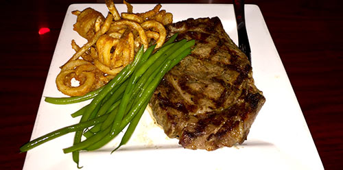 Try Our Great Steak Dinners!