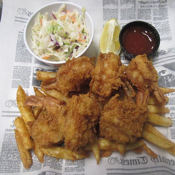 I'm Fried Shrimp Image