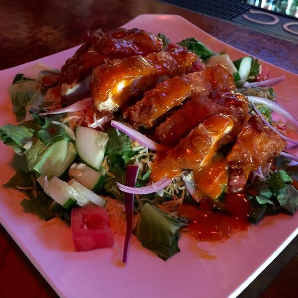 Chicken Crunch Salad Image