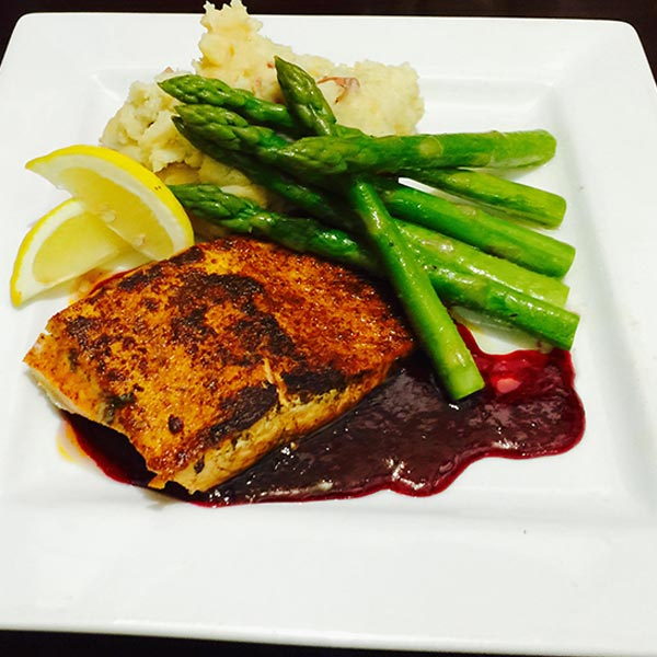 Blackened Salmon Image