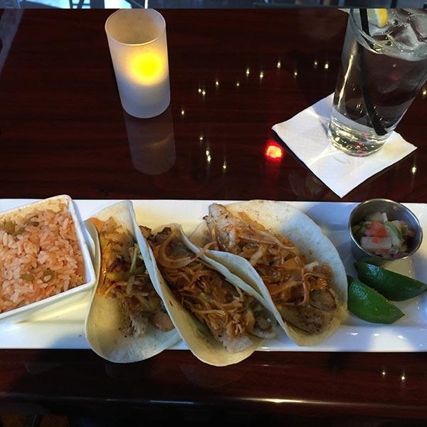 *Baja Tacos