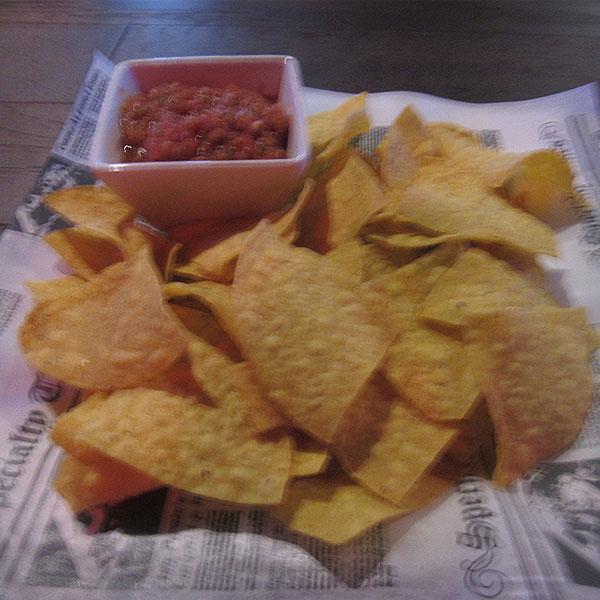 Chips & Salsa Image