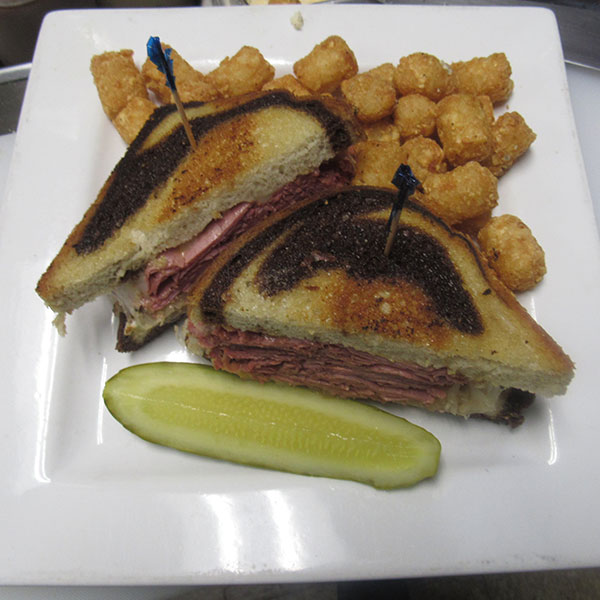 Righteous Reuben Image
