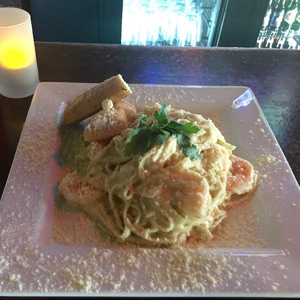 *Shrimp & Crab Pasta Image