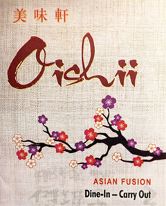 Oishii Asian Fusion - Rocky Point
