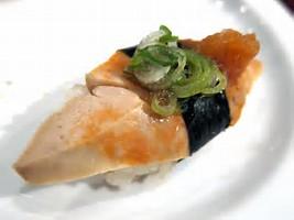 Monk Fish Foie (*Ankimo) Nigiri Image