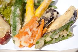 Vegetable Tempura Image