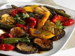 Grilled Vegetable
