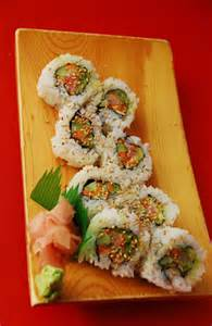 Negi-hama Maki (Scallion and Hamachi) Roll