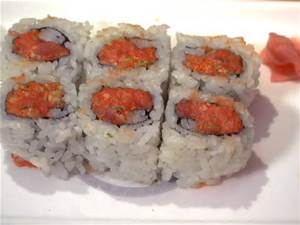 Spicy Tuna Roll Image