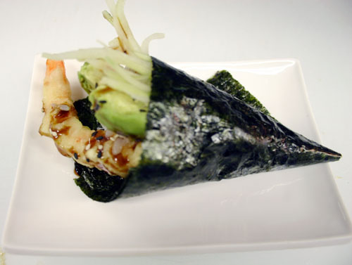 Crunch Hand Roll Image