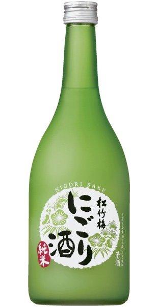 Sho-Chiku-Bai - Nigori Image