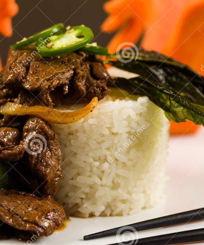 Asian Marinated Hanger Steak Image