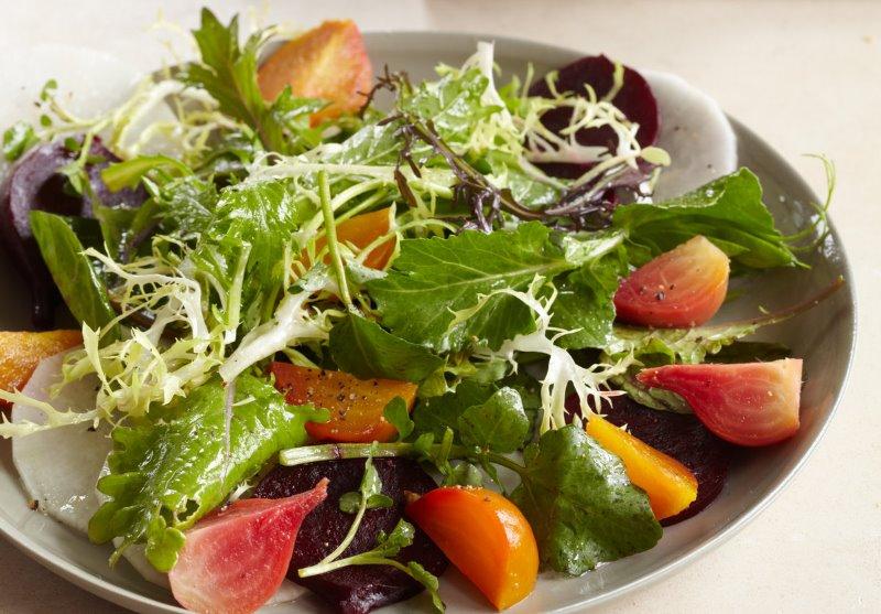 Mixed Green Salad Image