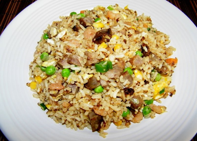 Japanese Charshu Fried Rice Image