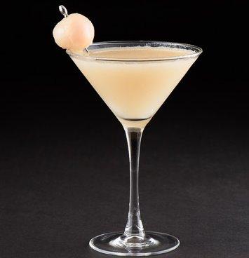 Lychee Martini Image