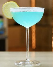 Blueberry Lemon Drop Image