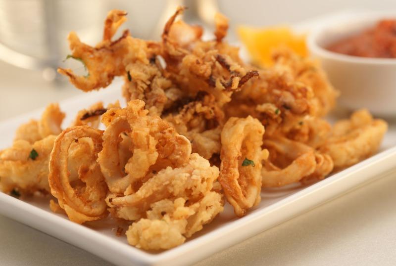 Crispy Calamari Image