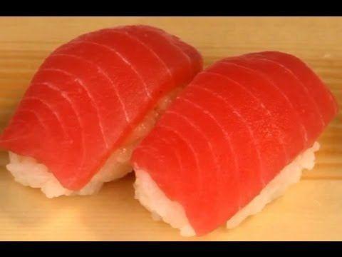Tuna (Maguro) Nigiri